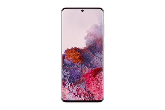 Samsung Galaxy S20 Cloud Pink 6.2' 8GB/ 128GB G980