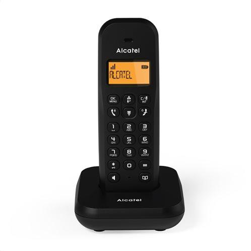 ALCATEL Ασύρματο τηλέφωνο Ε195 μαύρο