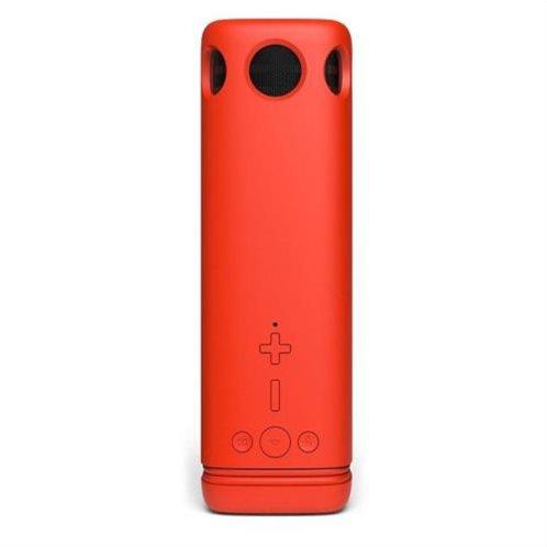 Φορτιστής Ανάγκης & Ηχείο Bluetooth Puridea i2 8000mAh Κόκκινο