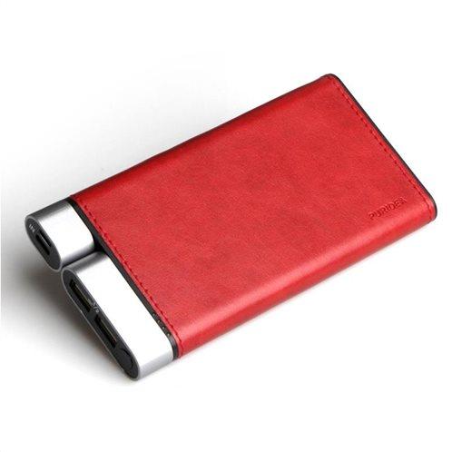 Φορτιστής Ανάγκης Puridea X01 10000mAh Κόκκινο