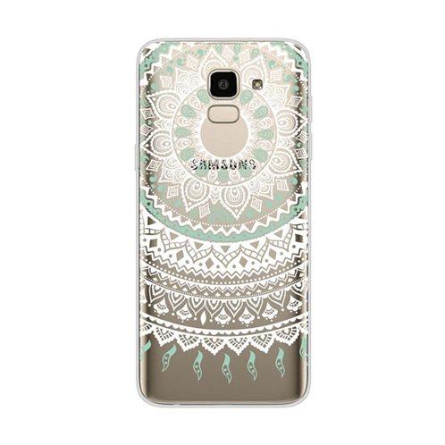 Θήκη TPU inos Samsung J600F Galaxy J6 (2018) Art Theme Dreamcatcher
