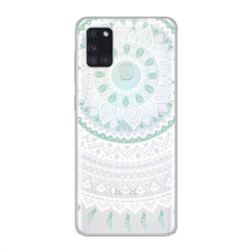 Θήκη TPU inos Samsung A217F Galaxy A21s Art Theme Dreamcatcher
