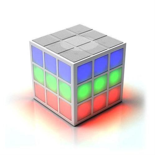 Φορητό Ηχείο Bluetooth Led Rubik's SoundCube