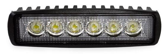 AMIO LED προβολέας WL01 μακρόστενος 2000lm IP67 18W 9-60V