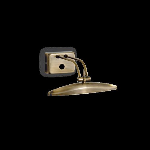 Ideal Lux Φωτιστικό Τοίχου - Απλίκα Πολύφωτο MIRROR-20 AP2 BRUNITO 017327