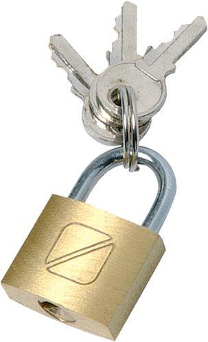 Travel Blue Λουκέτο με κλειδιά