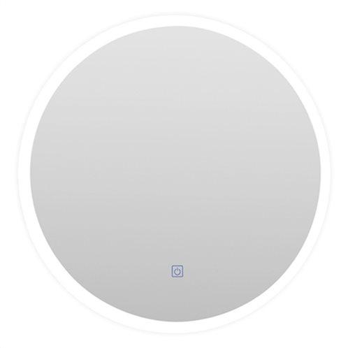 RAVENNA καθρέπτης μπάνιου LED Opera Oval 70 9.36 Φ70 λευκός