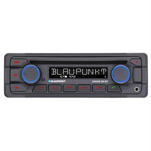 BLAUPUNKT DAKAR224BT RCD/USB/BT Heavy Duty 24V
