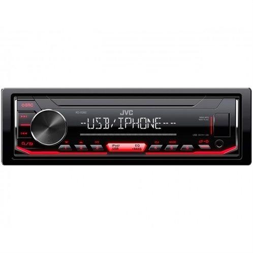 JVC Radio Usb iPhone/iPod KD-X262