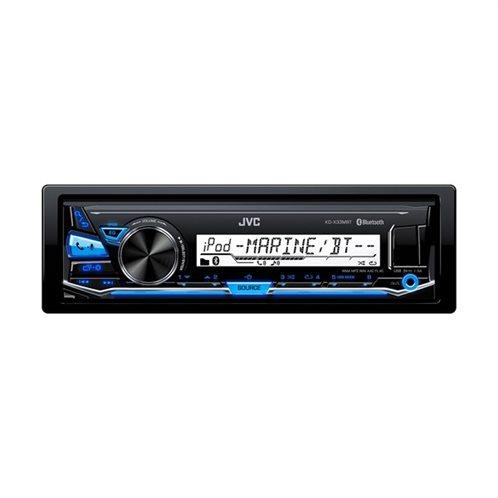 JVC Radio USB με Bluetooth ειδικό για σκάφη Θαλάσσης KD-X33MBT