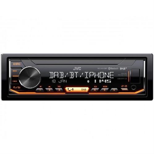 JVC Radio USB/DAB με Bluetooth KD-X451DBT