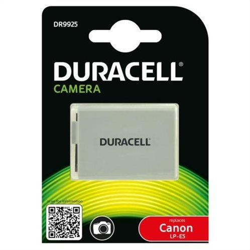 Μπαταρία Κάμερας Duracell DR9925 για Canon LP-E5 7.4V 1020 mAh (1 τεμ)