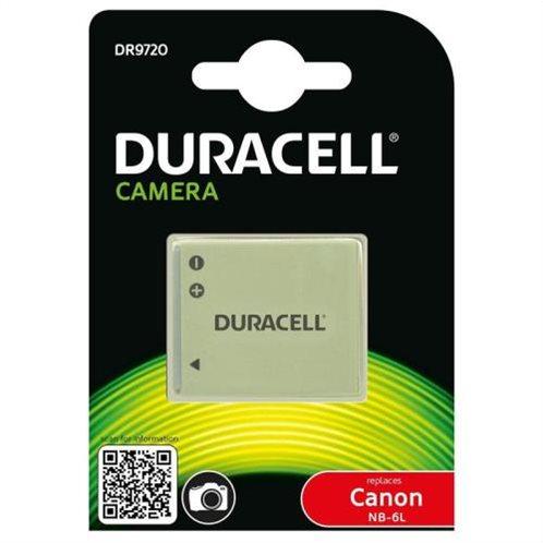 Duracell Μπαταρία Κάμερας DR9720 για Canon NB-6L 3.7V 700mAh (1 τεμ)