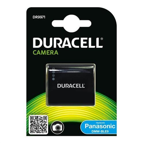 Μπαταρία Κάμερας Duracell DR9971 για Panasonic DMW-BLE9 7.2V 770mAh (1 τεμ)