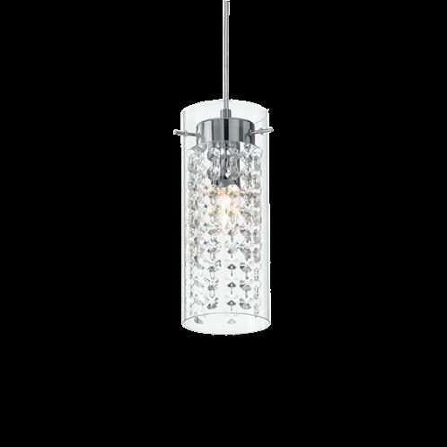 Ideal Lux Κρεμαστό Φωτιστικό Οροφής Μονόφωτο IGUAZU' SP1 052359