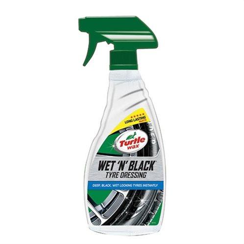 Turtle Wax Γυαλιστικό Ελαστικών Wet 'Ν' Black Trigger Spray 500ml