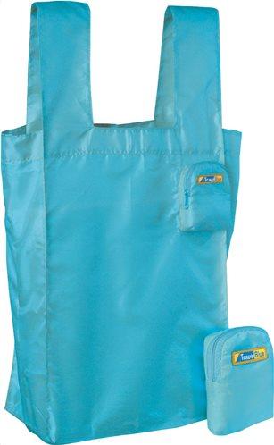 Travel Blue Τσάντα Αγοράς Πτυσσόμενη 22L Γαλάζια
