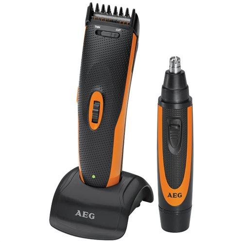 AEG Κουρευτική-Ξυριστική μηχανή για μαλλιά και γένια HSM/R 5597