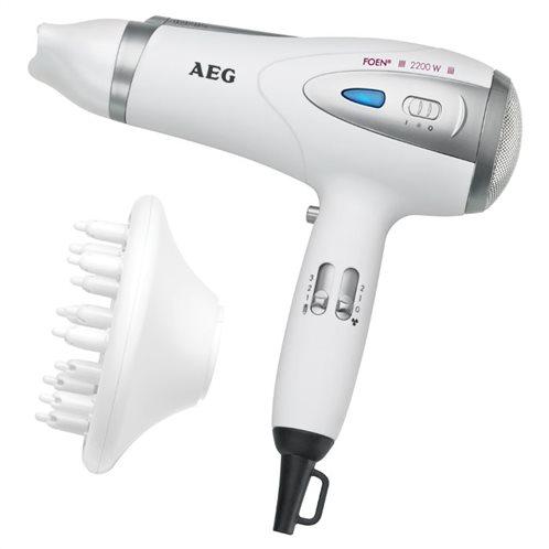 AEG Σεσουάρ μαλλιών, 2200W, HTD 5584 WHITE