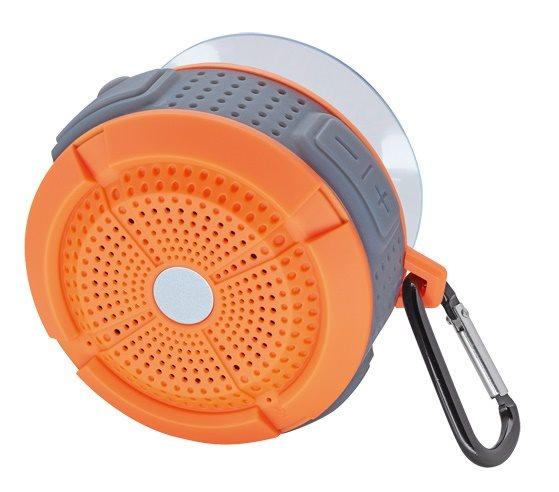 Mac Audio BT Wild 201 Αδιάβροχο Φορητό Ηχείο Bluetooth Πορτοκαλί