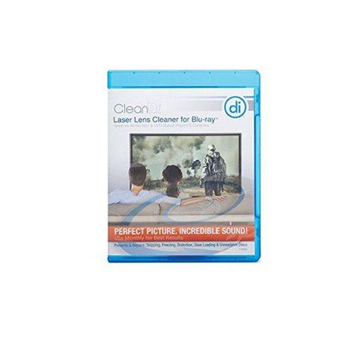 di CD Καθαρισμού για Blu-ray Συσκευές