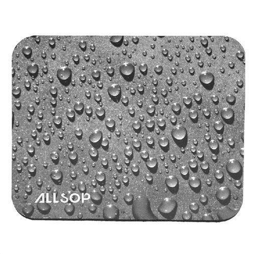 Allsop Mousepad Drops Γκρι 1τεμ