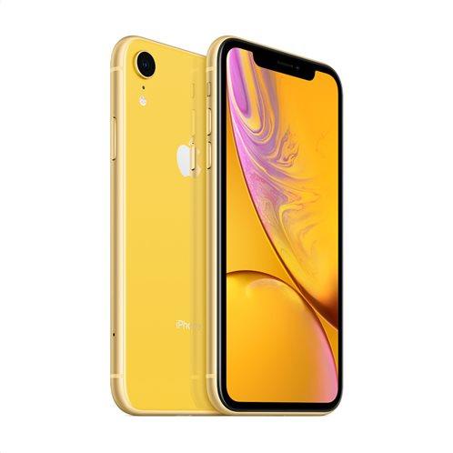 Apple iPhone XR 128GB Κίτρινο Smartphone