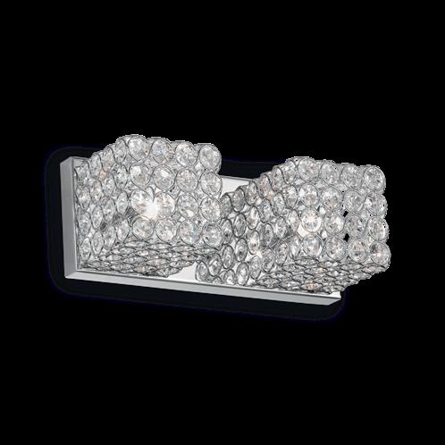 Ideal Lux Φωτιστικό Τοίχου - Απλίκα Πολύφωτο ADMIRAL AP2 080857