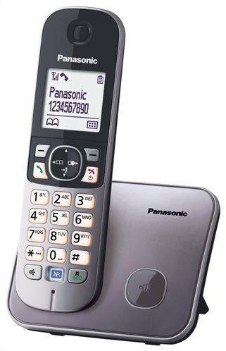 Panasonic KX-TG6811GRM ΑΣΥΡΜΑΤΟ ΤΗΛΕΦΩΝΟ