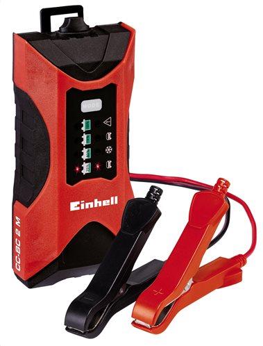 Einhell Φορτιστής/συντηρητής μπαταρίας CC-BC 2 M