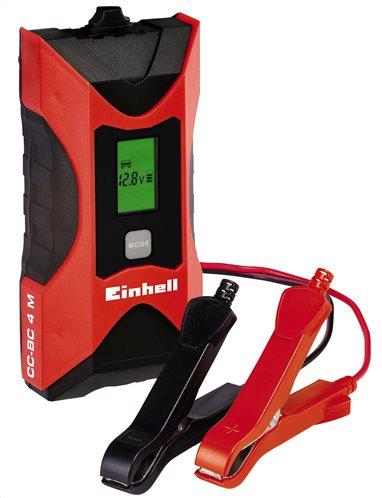 Einhell Φορτιστής/συντηρητής μπαταρίας CC-BC 4 M
