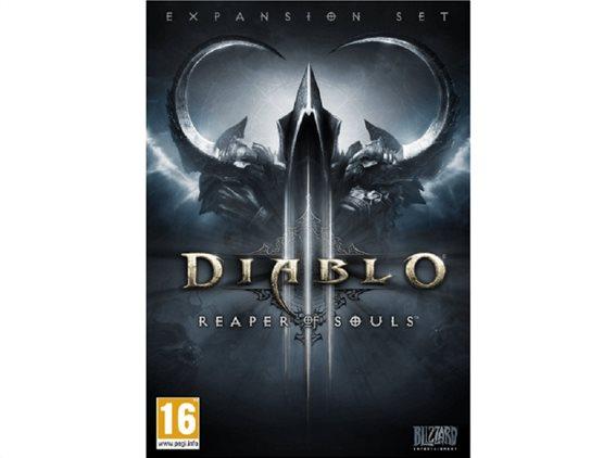 Blizzard PC Diablo III Reaper Of Souls DCT.PCT.04121
