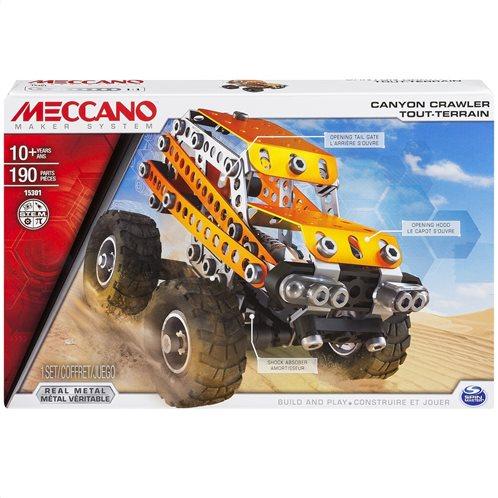 Meccano Σετ Κατασκευής 2-σε-1 Model Set Canyon Crawler TOY.MEC.00015