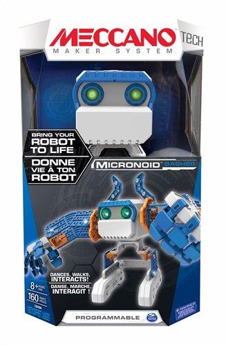 Meccano Micronoid Ast - blue TOY.MEC.00054