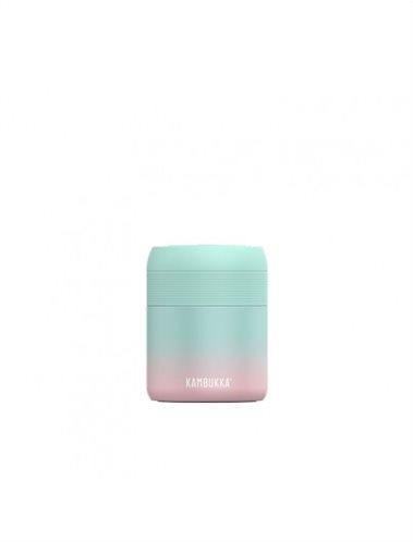 Kambukka Δοχείο Φαγητού Θερμός 600 ML Neon Mint