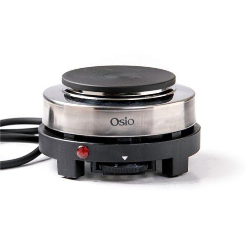 Osio Μονή Ηλεκτρική Εστία 10cm Με Θερμοστάτη 500W OHP-2410