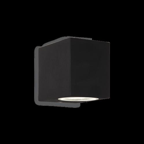 Ideal Lux Φωτιστικό Τοίχου - Απλίκα Μονόφωτο UP AP1 NERO 115313