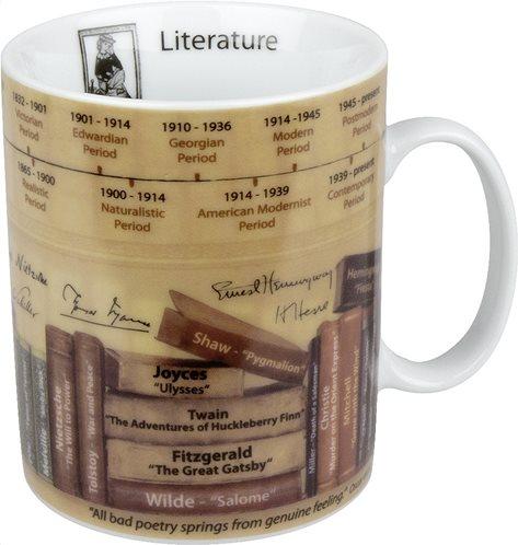 "Konitz Κούπα ""Literature"" Πορσελάνη"