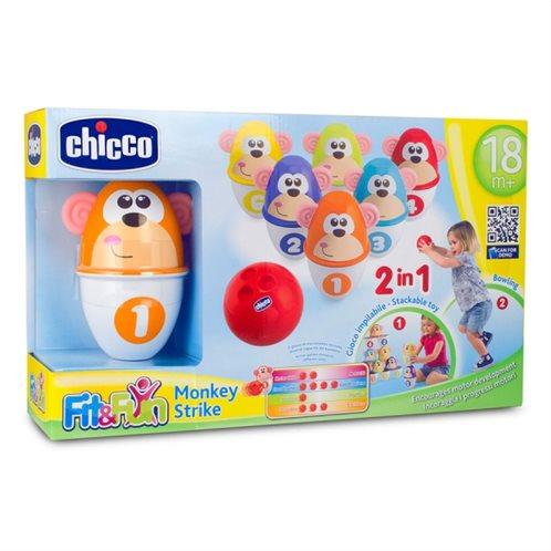 """Chicco Το πρώτο του """"bowling set"""""""