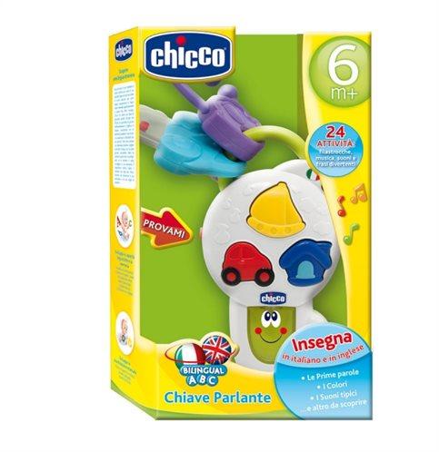 Chicco Εκπαιδευτικό κλειδάκι που μιλάει  272797