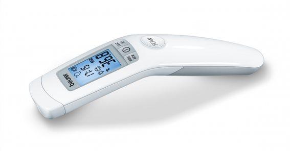 Beurer Ψηφιακό θερμόμετρο μη επαφής FT 90