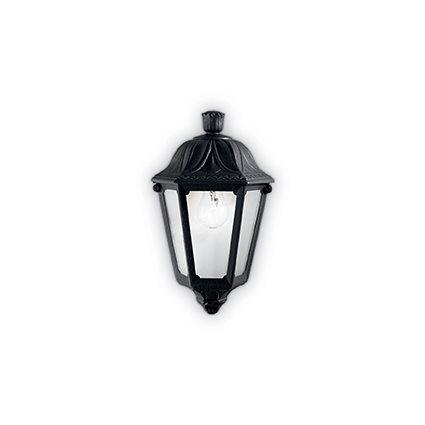 Ideal Lux Φωτιστικό Τοίχου - Απλίκα Μονόφωτο ANNA AP1 SMALL BIANCO 120430