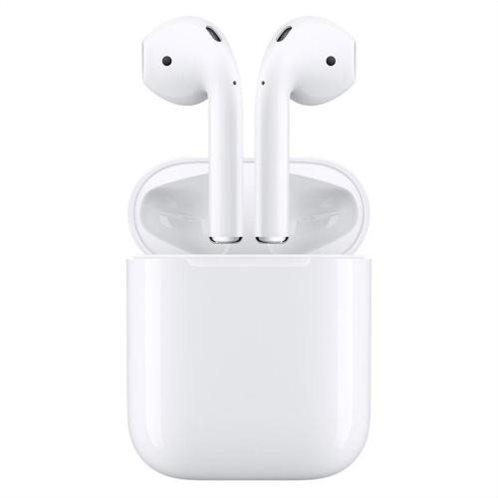 Ακουστικό Bluetooth Apple MMEF2 AirPods Λευκό