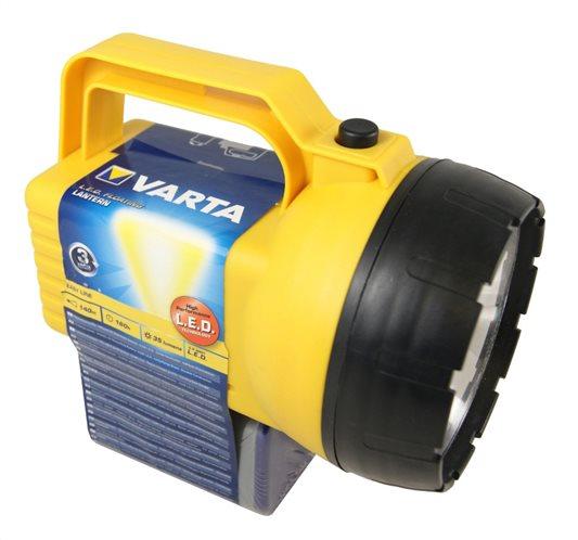 Varta Φακός Floating Lantern (Περιλαμβάνει 1 μπαταρία 6V) 15651