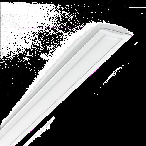 Ideal Lux Αξεσουάρ Φωτιστικού SLOT RECESSED TRIM 12 x 1000 mm WHITE 124155