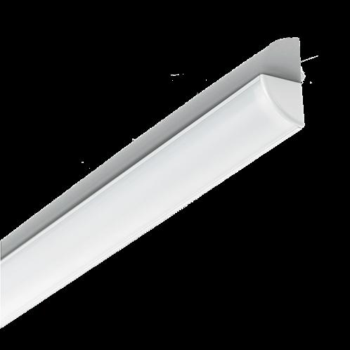 Ideal Lux Αξεσουάρ Φωτιστικού SLOT SURFACE ANGOLO 1000 mm ALUMINUM 126531