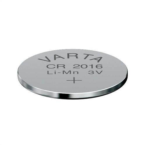 VARTA CR2016 LITHIUM DOUBLE BLISTER