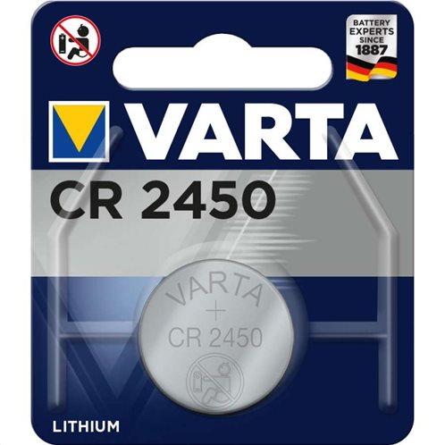 VARTA CR 2450 LITHIUM BLISTERx1