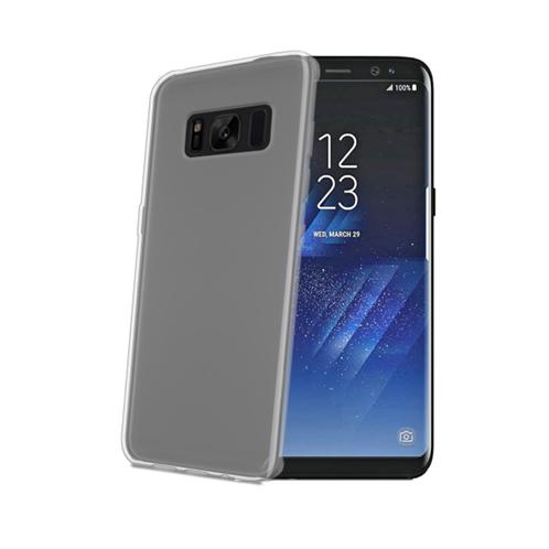Celly Case Gelskin Transparent Samsung S8