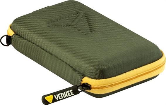 Yenkee Θήκη Σκληρού Δίσκου HDD 2.5'' Γκρι YBH A25GY